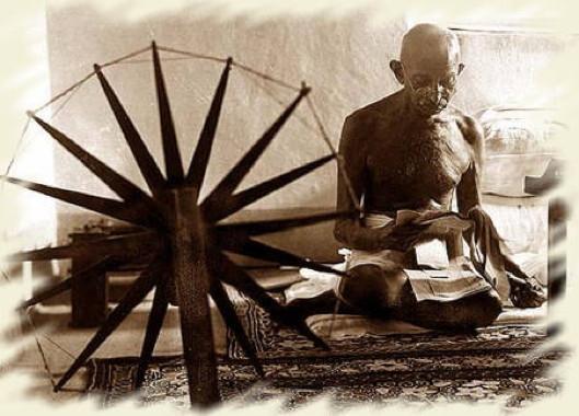 Le Mahatma Gandhi 1