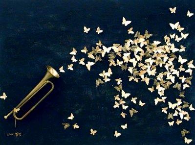 Vols papillons