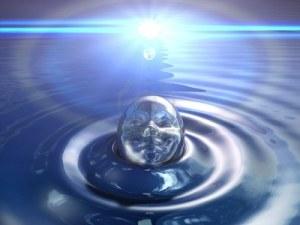 Visage eau