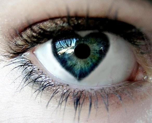 Les yeux du coeur