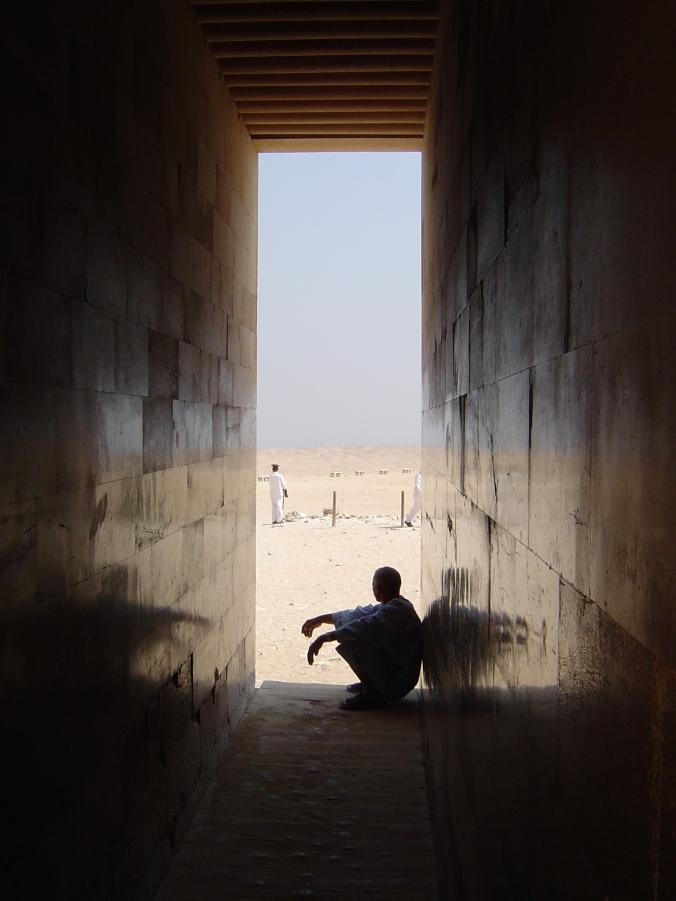 Égypte Saqqarah 18