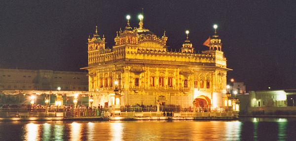 Inde Temple dorée 2