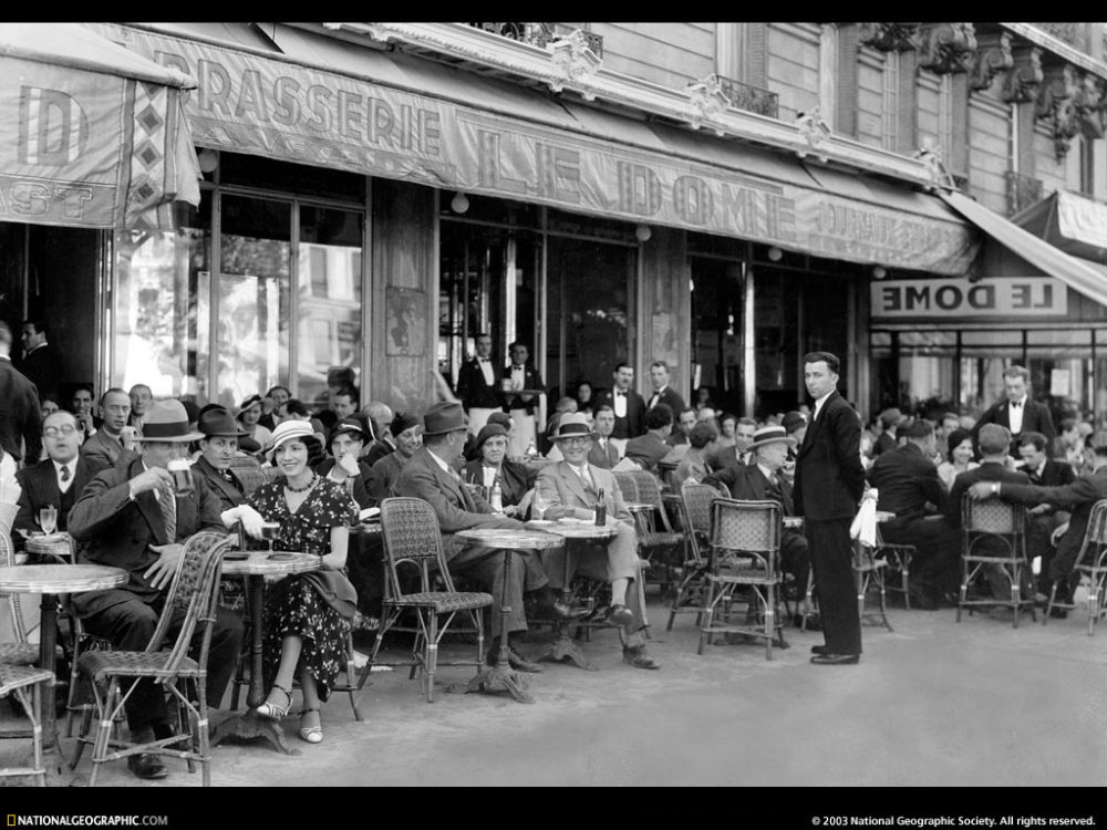 France - paris-cafe-1920s-natl-geographic1