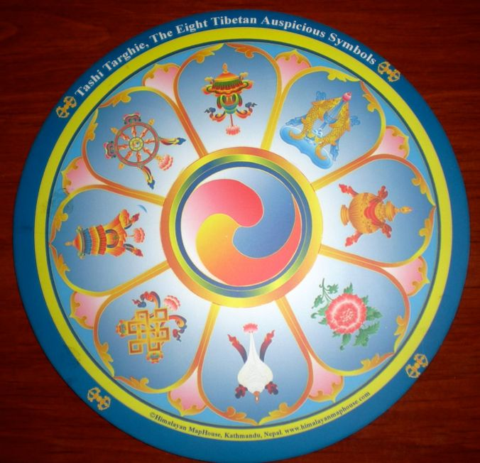 12 The Eight Auspicious Symbols