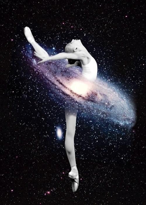 ImAGEBalerine cosmique