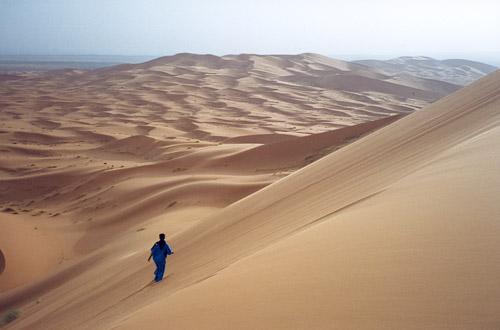 Maroc désert 1