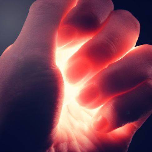 ImAGE main allumée