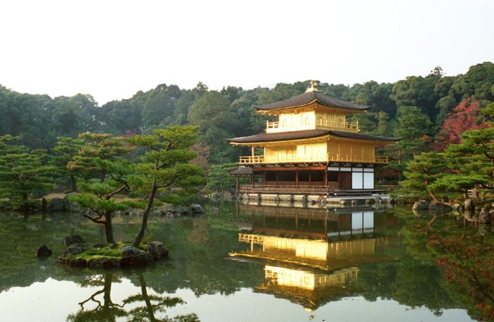 Japon Kyoto Temple Kinkakuji