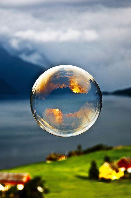 bulle d'espace
