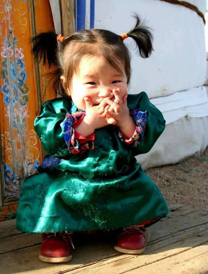 ImAGE enfants tibétains