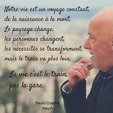 Coelho voyage