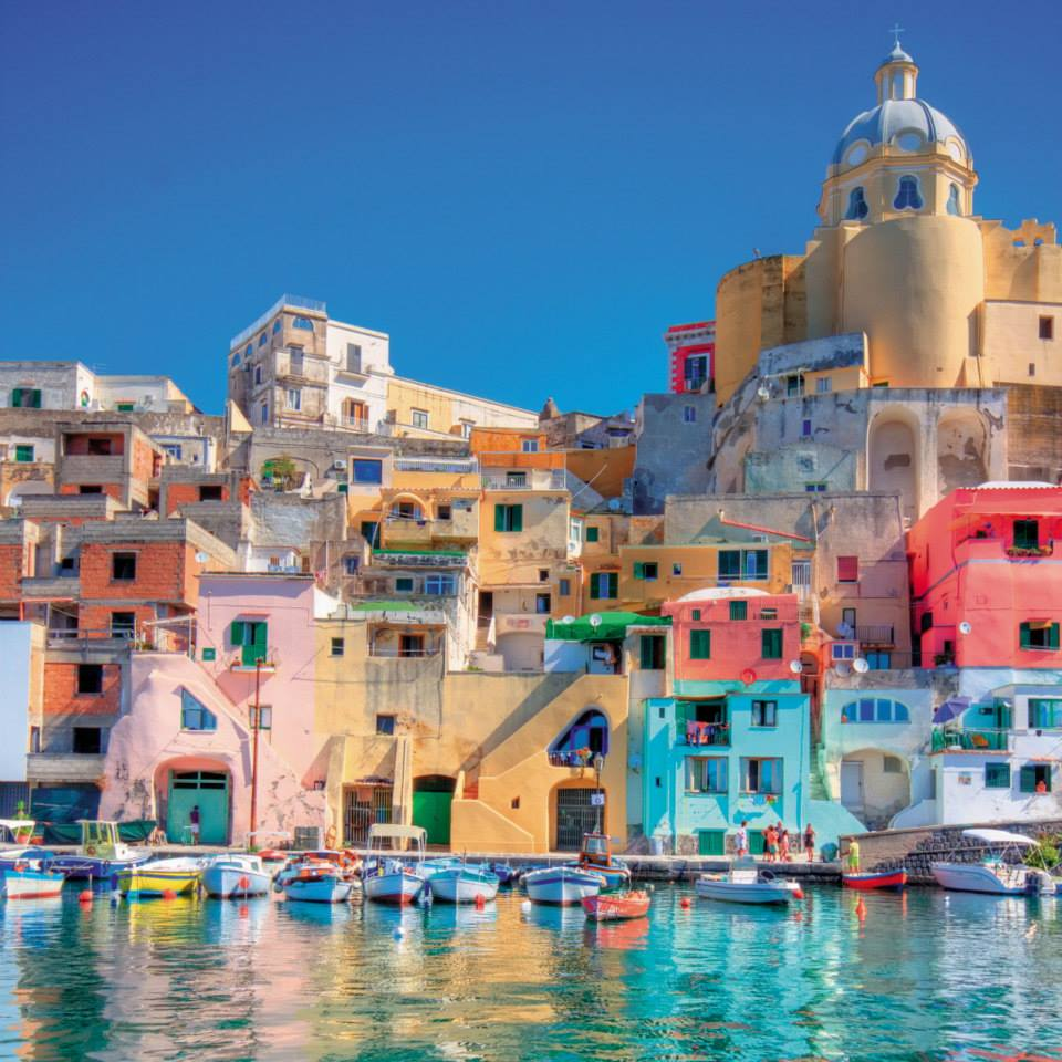 Italie Napoli