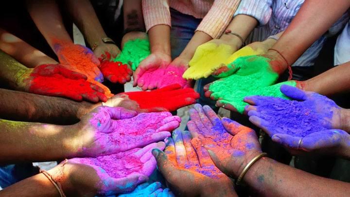 ImAGe mains couleurs