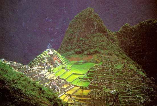 Pérou Matchou Pichou 3