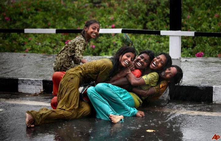 ImAGE Inde enfants rire