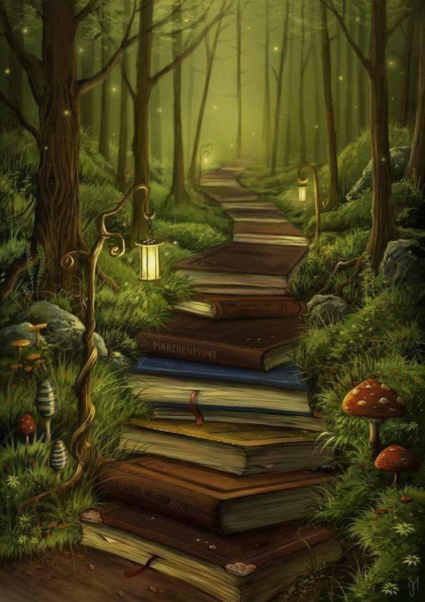 ImAGE Chemin des livres