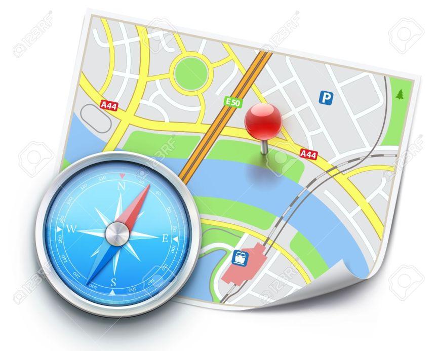 17850232-vector-illustration-de-concept-de-navigation-avec-boussole-bleue-détaillé-et-plan-de-la-ville