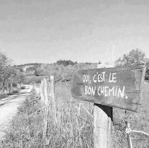 Bon chemin