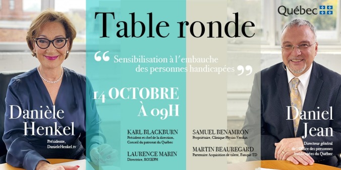 OPHQ table ronde
